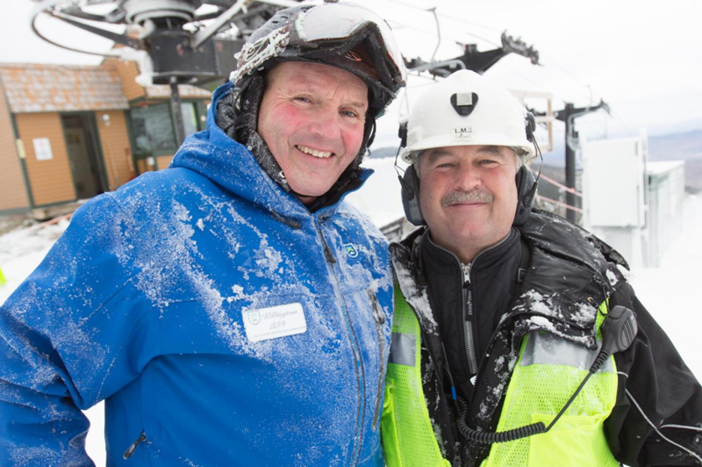working at killington ski resort - why work at killington?